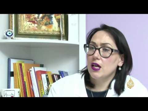 صوت الإمارات - شاهد عمليات التجميل تلحق أضرارًا جسيمة بالألبانيات