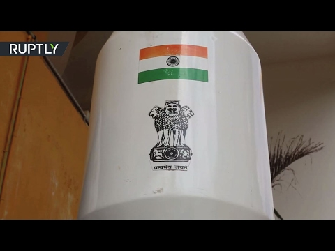 صوت الإمارات - الهند تحطم الرقم القياسي بإطلاق 104 قمر صناعي