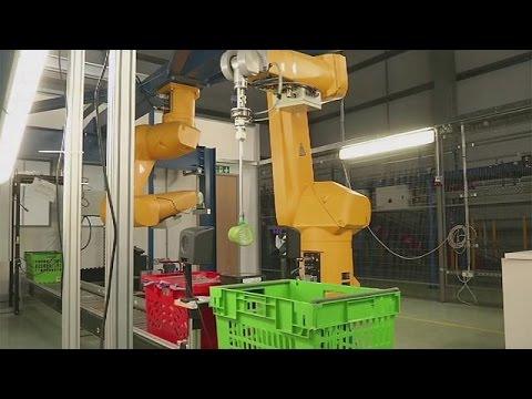 صوت الإمارات - بالفيديو النظم الآلية تجتاح الشركات الأوروبية