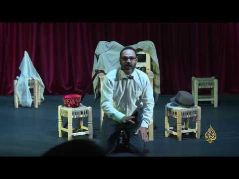 صوت الإمارات - بالفيديو  زياد عيتاني ممثل مسرحي يعكس وجه لبنان