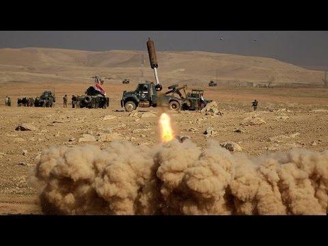 صوت الإمارات - بالفيديو الجيش العراقي يسيطر على 5 قرى جديدة في الموصل