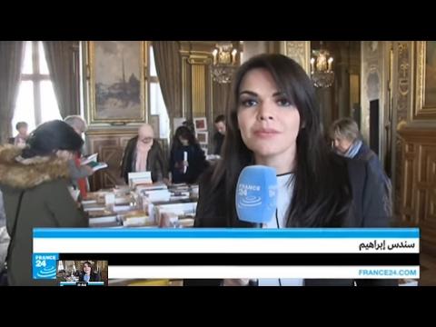 صوت الإمارات - شاهد  الجزائر ضيفة شرف معرض الكتاب المغربي