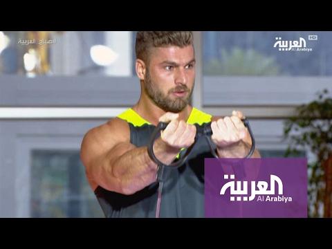 صوت الإمارات - شاهد تمارين لشد الجسم بعد خسارة الوزن