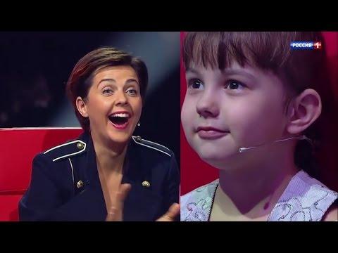 صوت الإمارات - شاهد طفلة معجزة تبهر اللجنة وتحيّرها