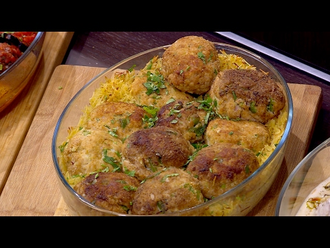 صوت الإمارات - بالفيديو طريقة إعداد ومقادير كفتة دجاج بالشعرية