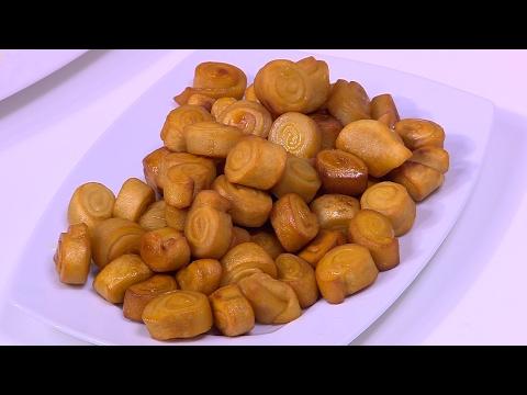 صوت الإمارات - بالفيديو طريقة إعداد ومقادير حلو الملفوف