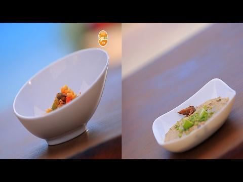 صوت الإمارات - بالفيديو طريقة إعداد ومقادير شوربة كاليماري و بلح بحر  سلطة الرنجة بالطحينة