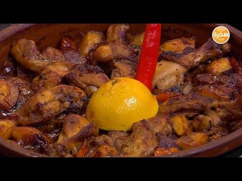 صوت الإمارات - بالفيديو طريقة إعداد ومقادير يخني البطاطس بالدجاج