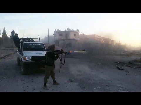 صوت الإمارات - شاهد قوات سورية الديمقراطية تحقق تقدما ضد  داعش
