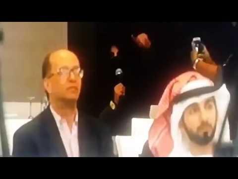 صوت الإمارات - بالفيديو حجب صوت صحفية سعودية طالبت نزاهة بإعلان أسماء الفاسدين