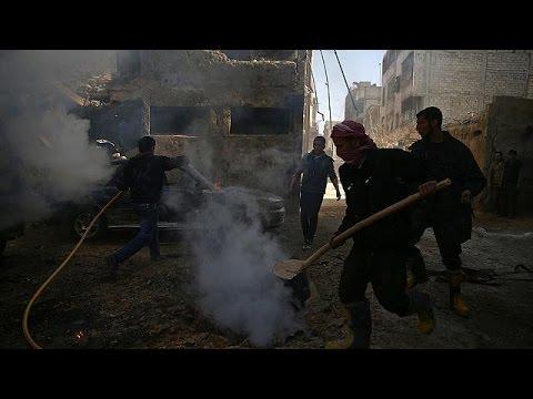 صوت الإمارات - شاهد تصعيد أمني في سورية بالتزامن مع دخول محادثات جنيف يومها الرابع