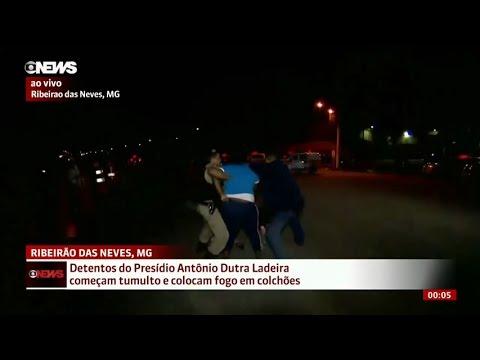 صوت الإمارات - شاهدلحظة تعرض مراسلة للضرب على الهواء مباشرة