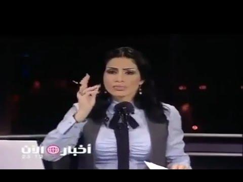 صوت الإمارات - شاهدموقف محرج لمذيعة عربية على الهواء