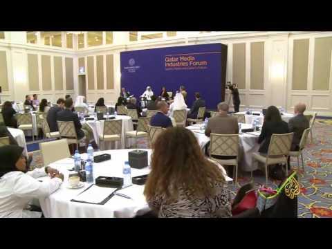 صوت الإمارات - انطلاق النسخة التاسعة لمنتدى صناعات الإعلام