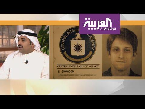 صوت الإمارات - أصحاب السلطة برنامج كويتي استضاف لاري كنغ وادوارد سنودن