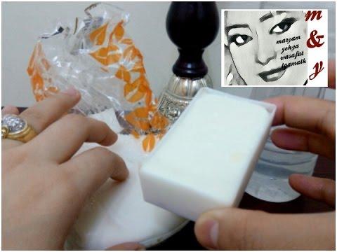 صوت الإمارات - أصنعي بنفسك صابون ملح الحليب