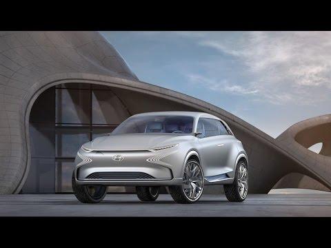 صوت الإمارات - تعرف على سيارة هيونداي fe fuel cell