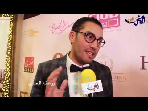 صوت الإمارات - شاهد يوسف الجندي يؤكد أنه من عشاق القفطان المغربي