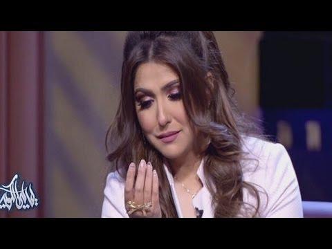 صوت الإمارات - بالفيديو موقف يدفع مذيعة عربية للبكاء والانسحاب على الهواء