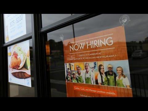 صوت الإمارات - شاهد نمو قوي للوظائف الأميركية