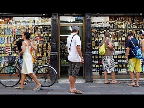 صوت الإمارات - شاهد تراجع مبيعات التجزئة في كانون الثاني في إسبانيا