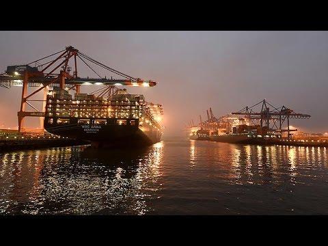 صوت الإمارات - شاهد انتعاش الصادرات الألمانية في كانون الثاني  2017