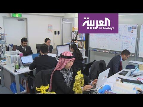 صوت الإمارات - شاهد عبد العزيز الفريح يؤسس شركة سعودية في طوكيو