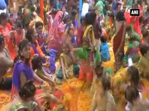 صوت الإمارات - انطلاق مهرجان الألوان احتفالا باقتراب الربيع