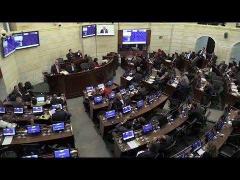 صوت الإمارات - كولومبيا تقر إصلاحًا دستوريًا جديدًا