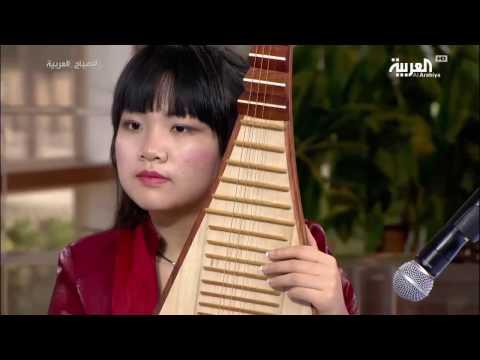 صوت الإمارات - بالفيديو آلة موسيقية صينية أثرية عمرها أكثر من ألف عام