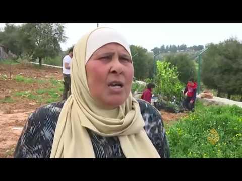 صوت الإمارات - بالفيديو تحويل البيوضة الأردنية إلى واحة خضراء