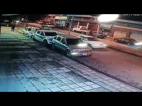 صوت الإمارات - شاهد القدر ينقذ شاب من الموت بأعجوبة شديدة