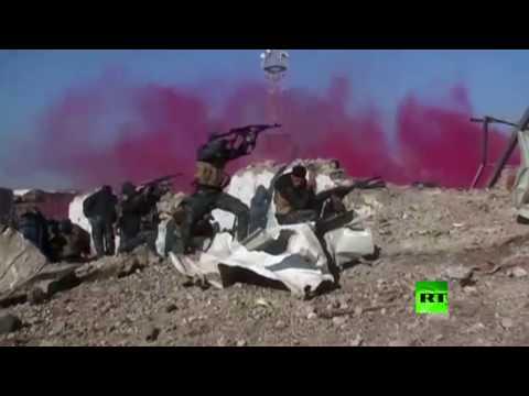 صوت الإمارات - شاهد استمرار المعارك في البلدة القديمة غرب الموصل