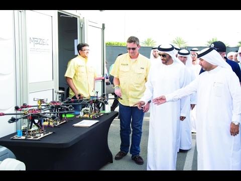 صوت الإمارات - بالفيديو اختتام فعاليات الدورة الأولى لتحدي محمد بن زايد العالمي لـ الروبوت