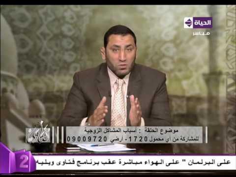 صوت الإمارات - شاهد أحمد صبري يتحدث عن مشاكل الزواج