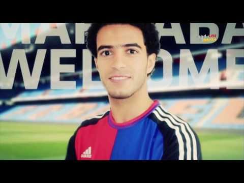 صوت الإمارات - بالفيديو حب الجمهور المصري للاعب عمر جابر