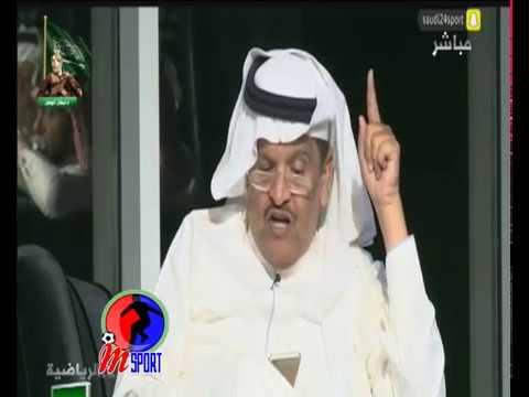 صوت الإمارات - بالفيديو انفعال عدنان جستنية على ابراهيم البلوي