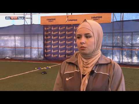 صوت الإمارات - شاهد تدشين أول فريق نسائي للبيسبول في غزة