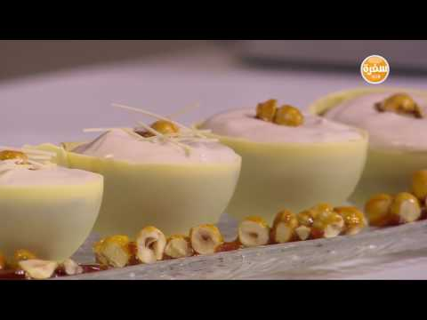 صوت الإمارات - شاهد طريقة إعداد كابوتشينو الشوكولاتة وشو الفراولة