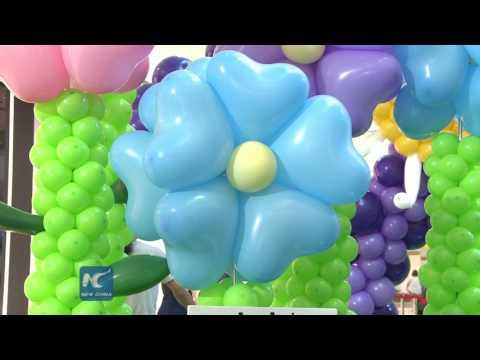 صوت الإمارات - شاهد انطلاق مهرجان البالون في تايلاند