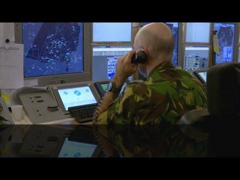 صوت الإمارات - تبادل البيانات بين الرحلات الجوية المدنية والعسكرية