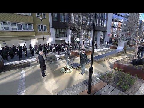 صوت الإمارات - بروكسيل تكرم ضحايا الإرهاب