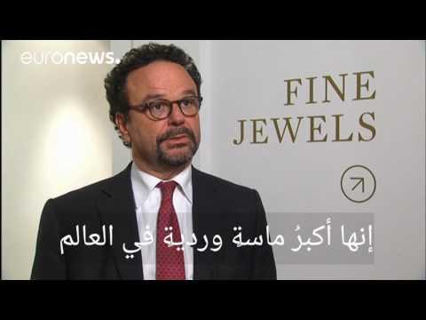 صوت الإمارات - ماسة النجم الوردي بقيمة 60 مليون دولار