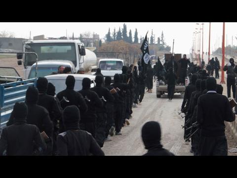 صوت الإمارات - شاهد أفراد من داعش ينزحون إلى أفغانستان