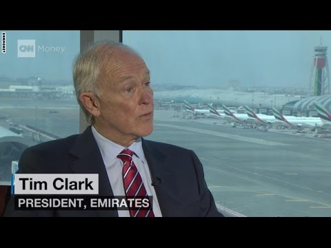 صوت الإمارات - شاهد رئيس طيران الإمارات يُشيد بالمستوى الأمني لمطار دبي