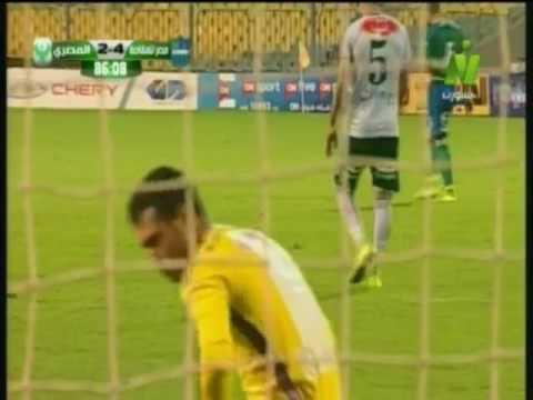 صوت الإمارات - شاهد الهدف الرابع لـ مصر المقاصة أمام المصري
