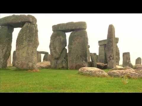 صوت الإمارات - تعرف علي ستون هينغ الموقع الأثري البريطاني