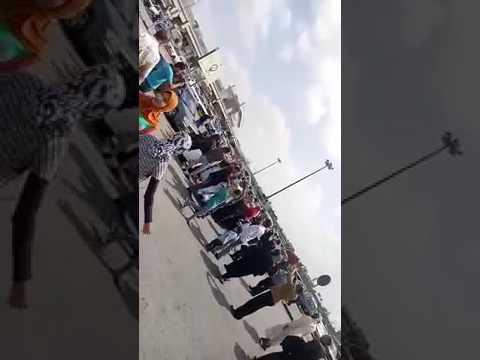صوت الإمارات - زفة شعبية لعروس داخل مطار القاهرة