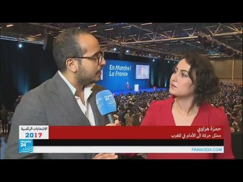 صوت الإمارات - حمزة هراوي يتحدث عن فوز ماكرون