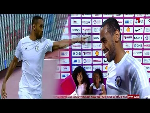 صوت الإمارات - شاهد  ثنائية محسن ياجور في كأس أمير قطر